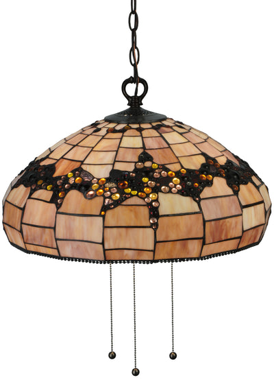 "Meyda Lighting 130699 20""W Concord Pendant"