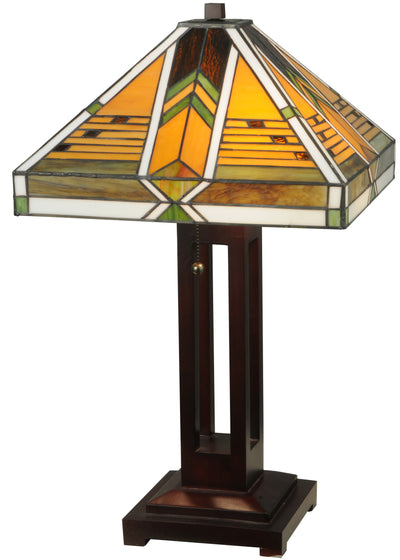 "Meyda Lighting 130749 24""H Abilene Table Lamp"
