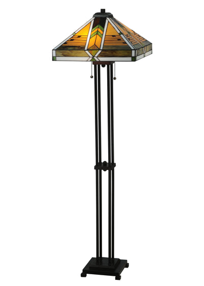 "Meyda Lighting 130751 56""H Abilene Floor Lamp"