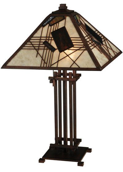 "Meyda Lighting 131508 23""H Magnetism Table Lamp"