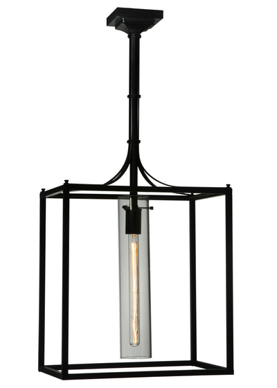 "Meyda Lighting 131906 16""L Kitzi Cylinder Pendant"