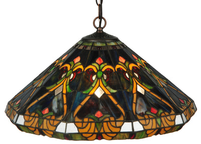 "Meyda Lighting 134173 20""W Middleton Pendant"