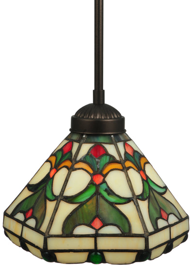 "Meyda Lighting 134225 8""W Middleton Mini Pendant"