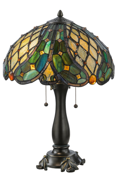 "Meyda Lighting 139420 23""H Capolavoro Table Lamp"