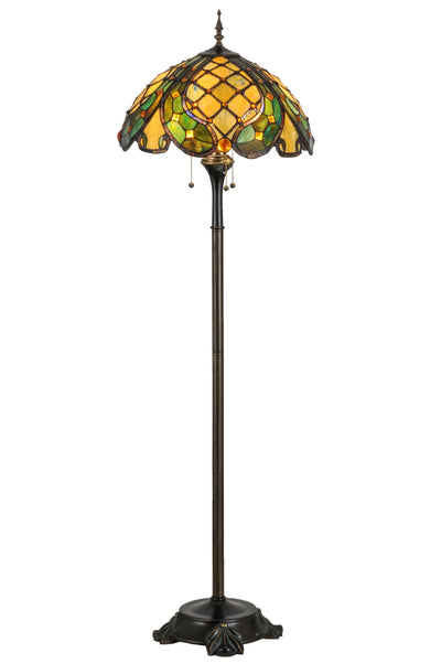 "Meyda Lighting 139421 65""H Capolavoro Floor Lamp"