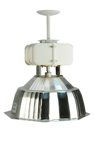 "Meyda Lighting 142408 18""W Stadium Pendant"