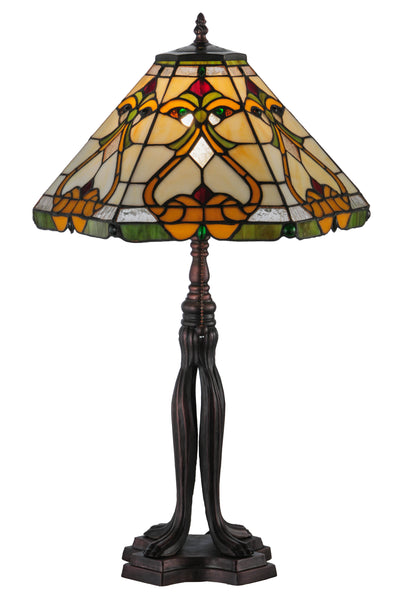 "Meyda Lighting 144901 26""H Middleton Table Lamp"