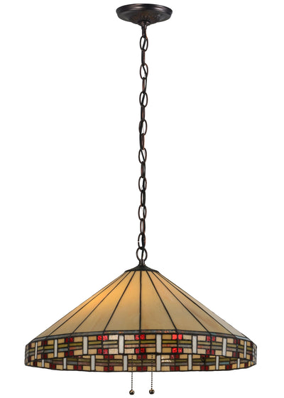 "Meyda Lighting 144964 20""W Arizona Pendant"