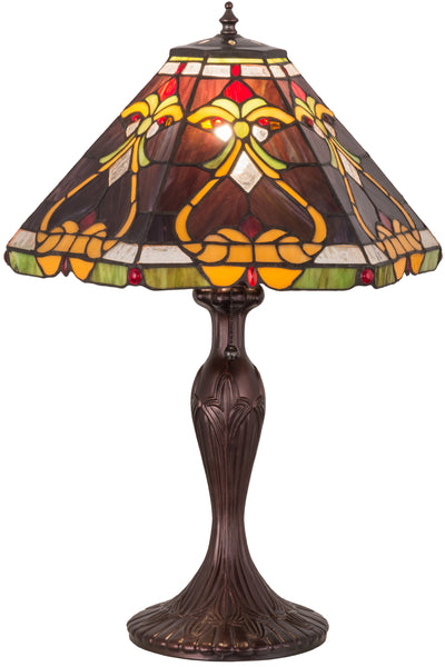 "Meyda Lighting 162203 23""H Middleton Table Lamp"