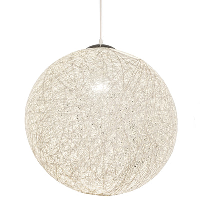"Meyda Lighting 199811 20"" Wide Yarn Ball Pendant"