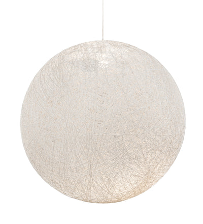 "Meyda Lighting 199813 40"" Wide Yarn Ball Pendant"