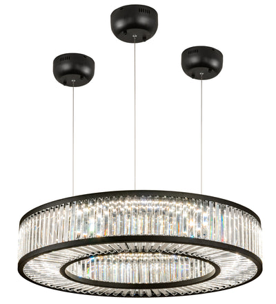 "Meyda Lighting 202528 36"" Wide Beckam Pendant"