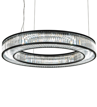 "Meyda Lighting 202529 53"" Wide Beckam Pendant"