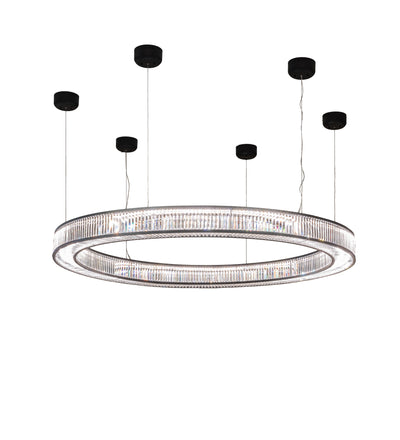 "Meyda Lighting 202531 92"" Wide Beckam Pendant"