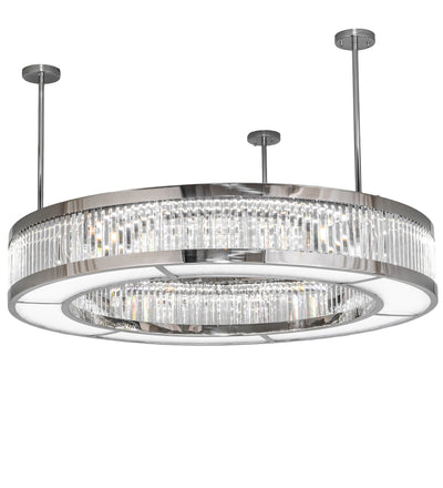 "Meyda Lighting 210307 57"" Wide Beckam Pendant"