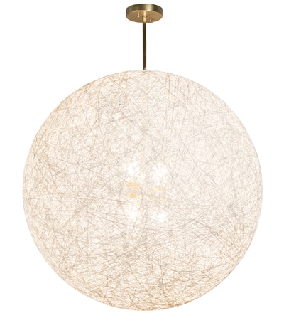 "Meyda Lighting 210451 32"" Wide Yarn Ball Pendant"