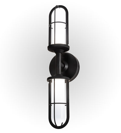 "Meyda Lighting 213449 5"" Wide Jaula Wall Sconce"