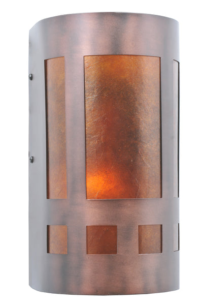 "Meyda Lighting 23956 5"" Wide Sutter Wall Sconce"