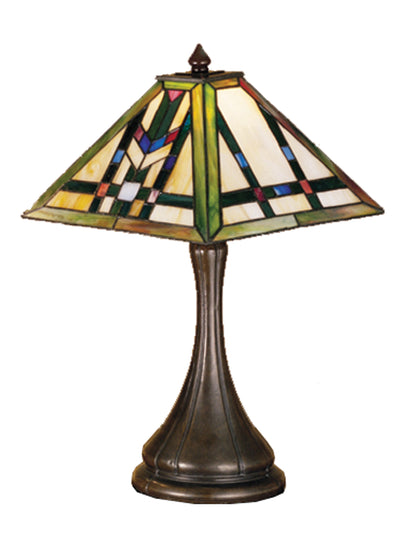 "Meyda Lighting 31250 17""H Prairie Wheat Accent Lamp"