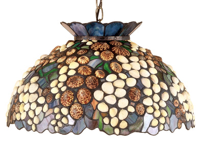 "Meyda Lighting 49286 20""W Seashell Pendant"