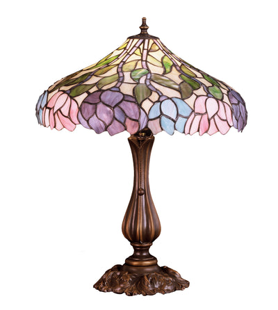 "Meyda Lighting 52135 20""H Wisteria Table Lamp"