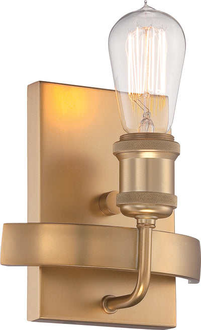 Nuvo Lighting 60/5711 Paxton 1 Light Wall Mount Sconce Sconce Includes 40W A19 Vintage Lamp