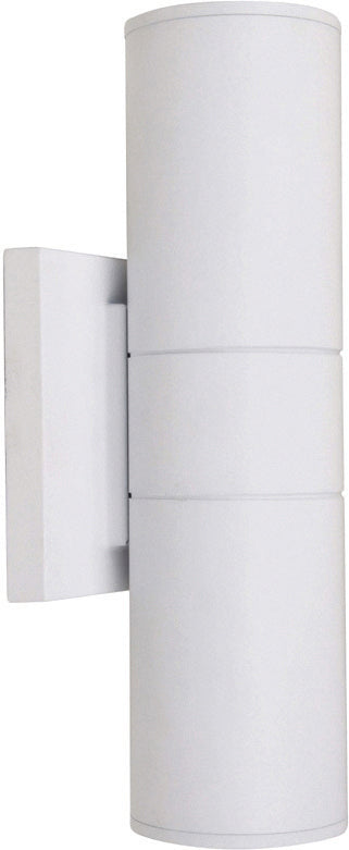Nuvo Lighting 62/1143 2 Light LED Large Up/Down Sconce Fixture White Finish