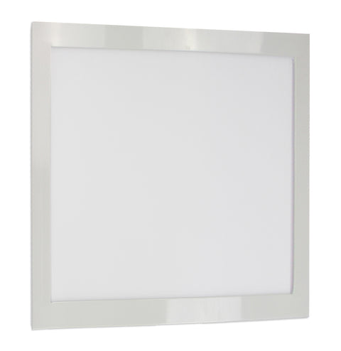 Nuvo Lighting 62/1151 18W 12 Inch x 12 Inch Surface Mount LED Fixture 5000K 80 CRI Low Profile White Finish 120/277V