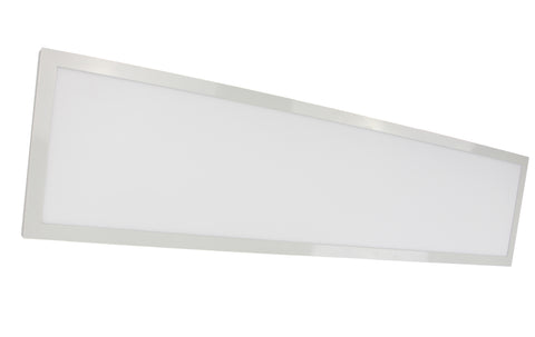 Nuvo Lighting 62/1154 45W 12 Inch x 48 Inch Surface Mount LED Fixture 5000K 80 CRI Low Profile White Finish 120/277V