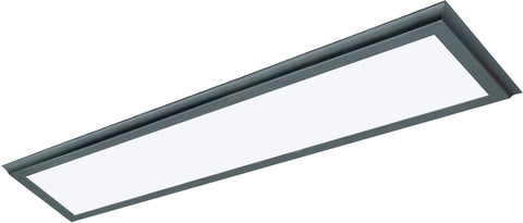 Nuvo Lighting 62/1184 45W 12 Inch x 49 Inch Surface Mount LED Fixture 3000K Bronze Finish 120/277V