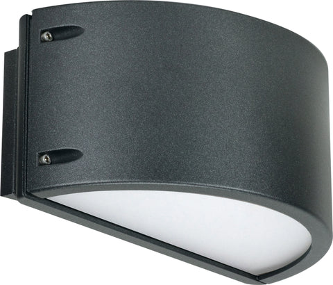 Nuvo Lighting 62/1223 Genova LED Wall Mount Sconce Sconce Anthracite Finish