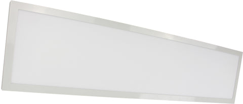 Nuvo Lighting 62/1254 45W 12 Inch x 48 Inch Surface Mount LED Fixture 4000K 90 CRI Low Profile White Finish 120/277V