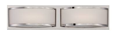Nuvo Lighting 62/312 Mercer (2) LED Wall Mount Sconce Sconce
