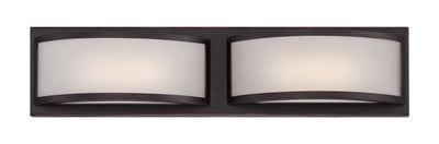 Nuvo Lighting 62/315 Mercer (2) LED Wall Mount Sconce Sconce