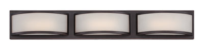 Nuvo Lighting 62/316 Mercer (3) LED Wall Mount Sconce Sconce