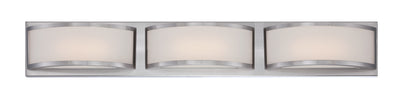 Nuvo Lighting 62/319 Mercer (3) LED Wall Mount Sconce Sconce