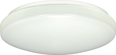 Nuvo Lighting 62/795R1 11 Inch Flush Mounted LED Light Fixture White Finish 120 277V