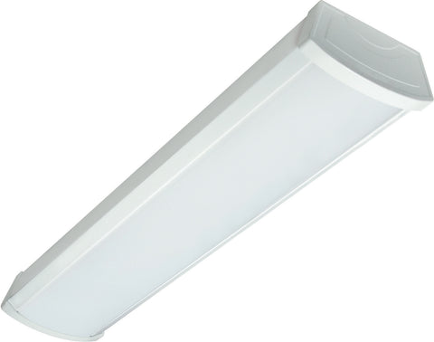 Nuvo Lighting 65/1083 LED 2 ft. Ceiling Wrap 20W 3000K White Finish 120 277V