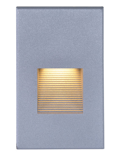 Nuvo Lighting 65/409 LED Vertical Step Light 3W Gray Finish 120V