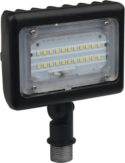 Nuvo Lighting 65/531 LED Small Flood Light 15W 3000K Bronze Finish