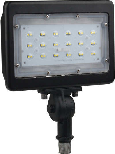 Nuvo Lighting 65/536 LED Medium Flood Light 30W 5000K Bronze Finish
