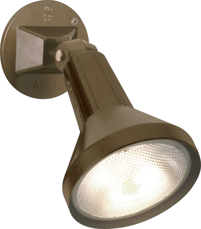 "Nuvo Lighting SF77/494 1 Light 8"" Flood Light Exterior PAR38 with Adjustable Swivel"