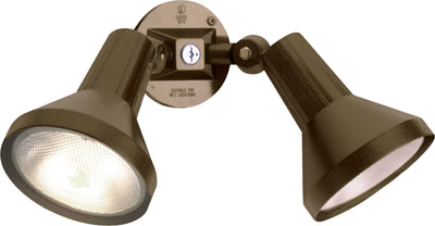 "Nuvo Lighting SF77/495 2 Light 15"" Flood Light Exterior PAR38 with Adjustable Swivel"