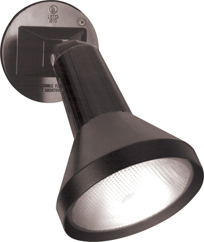 "Nuvo Lighting SF77/700 1 Light 8"" Flood Light Exterior PAR38 with Adjustable Swivel"