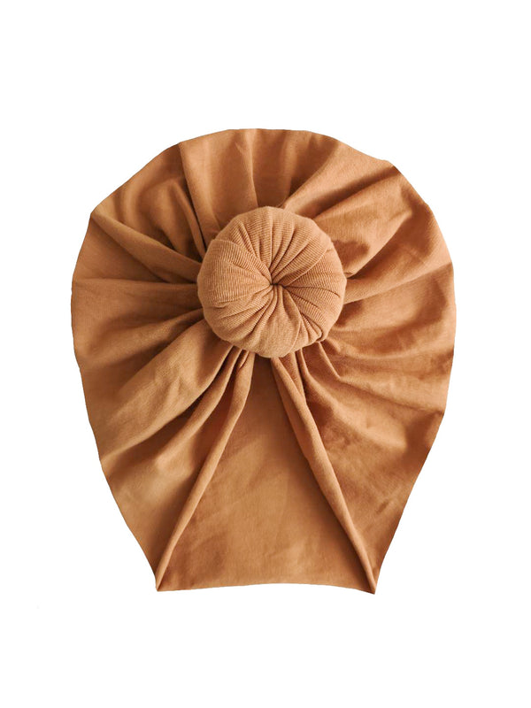 Butterum cotton turban hat