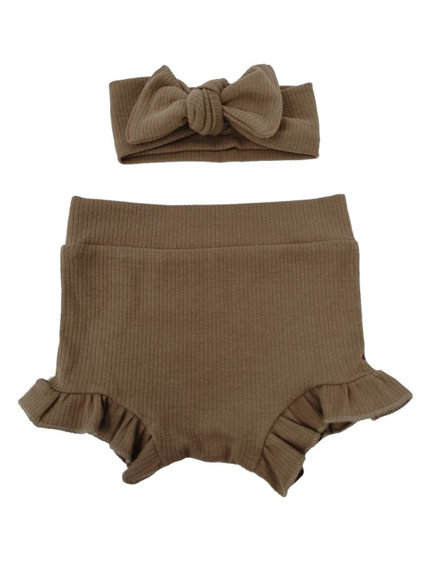 Taupe bloomers