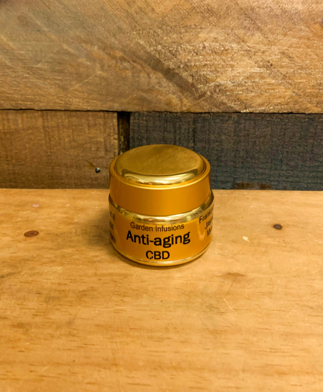 CBD Frankincense Face Cream