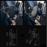 LE TIMBRE CH1 AIR VENT CAR HOLDER