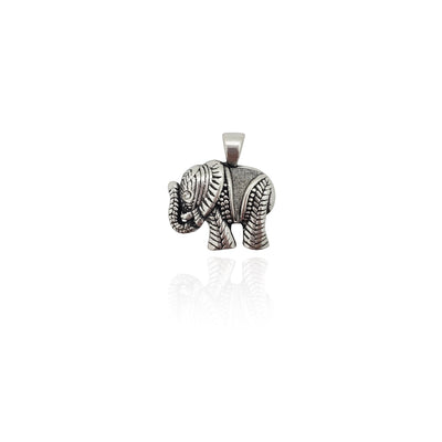 Ancient Elephant (Silver) New York Lucky Diamond