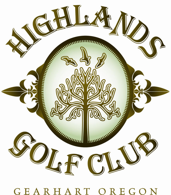 Highlands Golf Club 5 Round Local Player's Pass